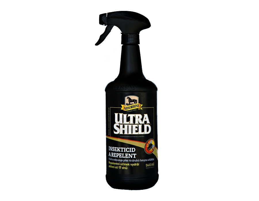 Repelent Absorbine Ultra shield black  946 ml