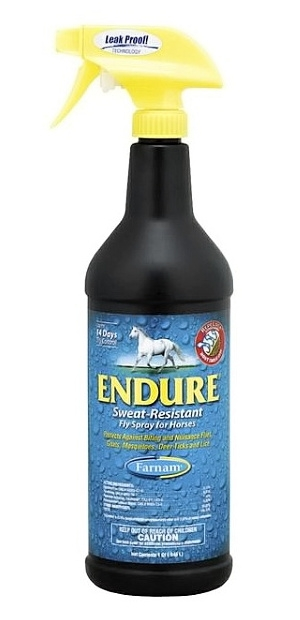 Farnam Endure Sweat-Resistant Fly Repelent 946ml účinný repelent až na 14dní
