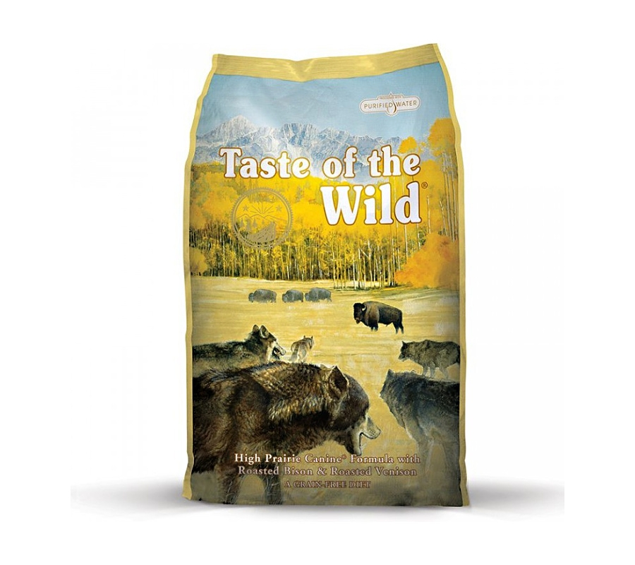 Taste of the Wild Hihg Prairie Canine 13kg